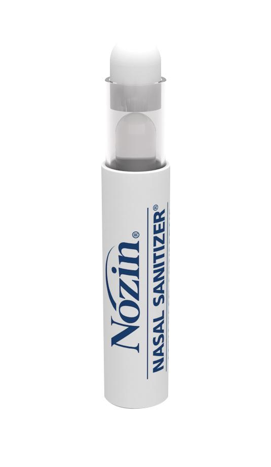 Nozin Nasal Sanitizer PopSwab ampule